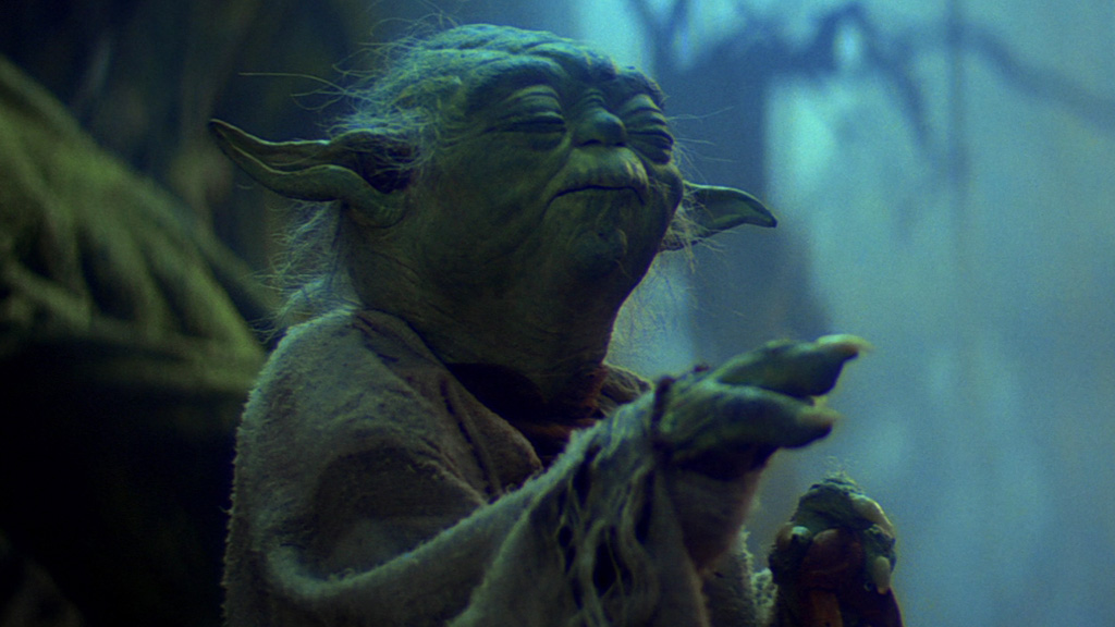 What Role Will Yoda Play In Episode Viii Spoiled Blue Milk